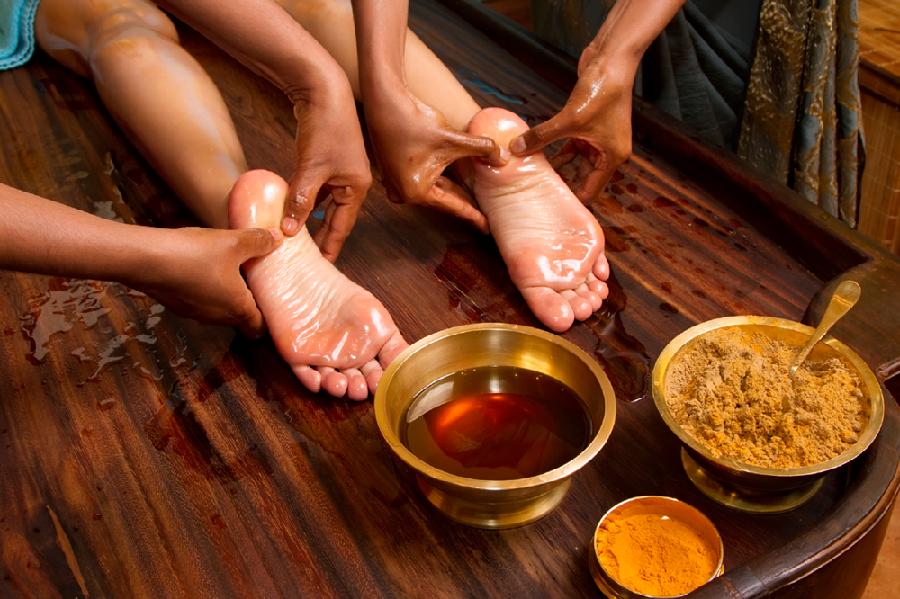 Health Benefits Of Foot Massage And Reflexology